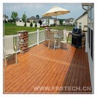 150x25x5800mm frstech wood plastic composite deck floor for construction plastic outdoor deck flooring patio floors