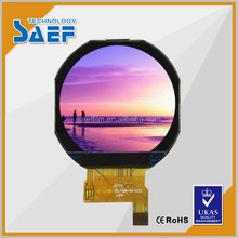 round lcd touch display 240*240 IPS TYPE TFT
