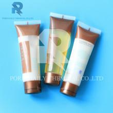 charming fragrance plastic tube disposable bathroom hotel hair conditioner