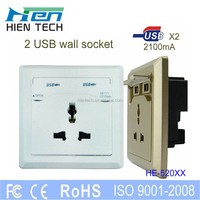 Guaranteed 3 pin coloured electrical sockets universal electrical socket