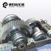 Blowing machine gear box