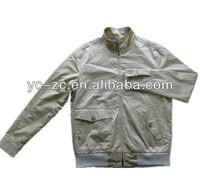 Mens bomber jacket wholesale mens cotton jacket mens outdoor jacket