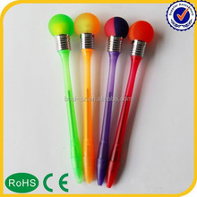 2015 Hot New Product ball pen with light