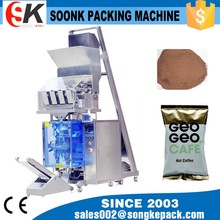 Easy Installation and Discharge Filling Packing Machine For Rose Tea