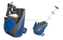 2015 New Popular Design electric spray gun for car / best paint spray gun CE/GS/EMC Approved - Professional factory