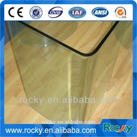 Best price curved tempered glass