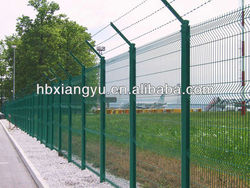 iron Wire Mesh Fencing