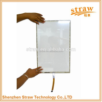 19.0 Inch 5 Wire Resistive Touch Screen (DC-RTP19055) Manufacturer