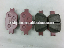 OEM 04465-21030 wholesale cheap brake pads for Toyota