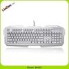 2015 Latest Backlit gaming Keyboard,LED Gaming Keyboard BK901