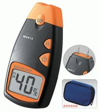 MD812 (2 Pins) Digital WOOD Moisture meter
