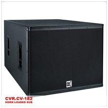 """stage subwoofer +18"""" bass bin woofer speaker"""