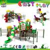 new design little kids outdoor playground combination slides
