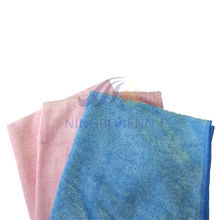 microfiber cleaning sheet