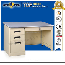 High Gloss office desk/Factory Price standard office table/office desk dimensions