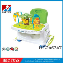 2015 New products 2 in 1 baby dining table and chair for kids HC246347