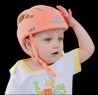 Protective helmet for babies orange colors beilibao safty helmet