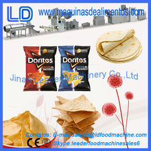 Cadena de proceso de Dorito/Tortilla Chips
