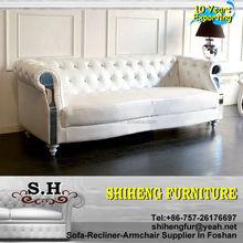 Modern Furniture Genuine leather Home Use living room Sofa Set A981