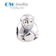 Factory Direct Sale 925 Sterling Silver Fashion European Bead Bracelet