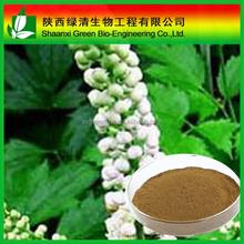 Black Cohosh P.e.5%/ Triterpenoid Saponis/triterpenoides Saponis/High Quality Gotu Kola Extract