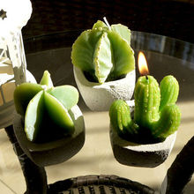 Realistic Plant Candles,Fruit Candles for Birthday,art candle