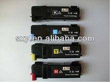 Cartucho de tóner de la fábrica de color cartucho de toner para xerox dp c1190/1109fs