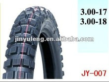 cross-country motorcycle tire 3.00-18
