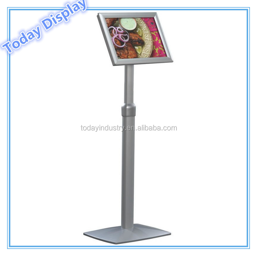 a4 menu board and poster stand buy free standing poster