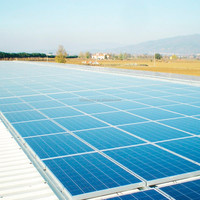 Bluesun China best high quality 72 cell solar photovoltaic module for solar system