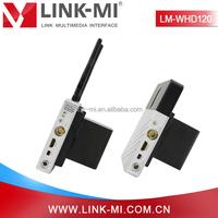 WHDI 120m 1080p Audio Video AV BNC Wireless HDMI TV Transmitter and Receiver