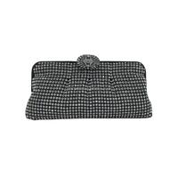 fasion rhinstone clutch bag, graceful purse,mother gift evening bag