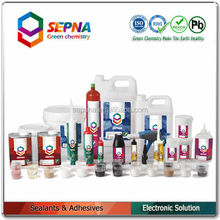 Vehicle electronic components silicone pouring sealant