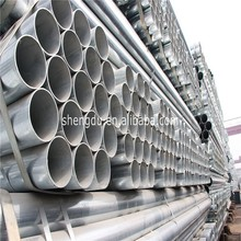 API Frequency Welded ERW Steel Pipe Unit Weight