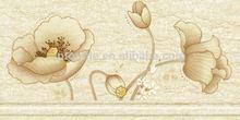 flor de azulejo de la pared