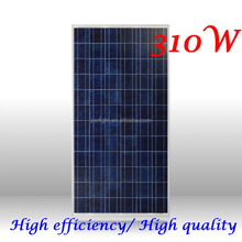 the best quality solar panel price 310 watt solar panel polycrystalline solar panel