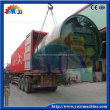 2015 innovative design of black waste engine oil recycling machine with Alibaba trade assurance