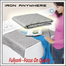 Iron Anywhere As Seen On TV Magnetic Ironing Mat Blanket