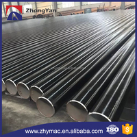 ASTM A106 gr.b carbon seamless steel pipe schedule 40