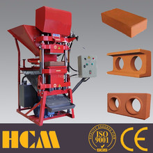 Chinese NEW! ECO 2700 hydraulic clay block building machine equipments