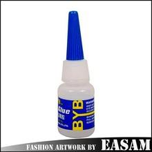 BYB Brand nail glue,artificial nail glue,nail rhinestone glue