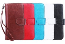 New Top selling products unique Wallet leather case for Samsung S6 ,for Samsung Galaxy S6 wallet leather cover with card holder