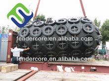 Florescnece Brand pneumatic marine rubber fenders for boats