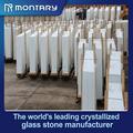 Nano pedra, vidro cristalizado painel, mármore artificial