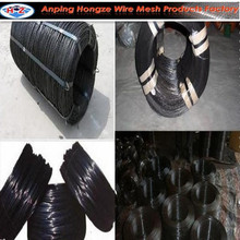 Building material iron rod/ twisted soft annealed black iron binding wire/ tie wire factory from Anping China lows price