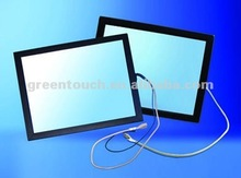 19 inch vandal/water proof SAW touch screen Panel Kit with controller