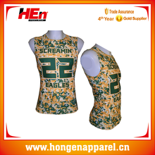 2015 New Design NCAA Team Set Camo Basketball Jerseys Factory Price