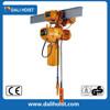 2 ton hoist/ 2 ton pneumatic hoist size 3 times smaller than 2 ton electric chain hoist