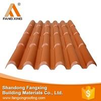 lightweight pvc plastic roof tile sandwich panel