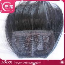 Alibaba express hot new products for 2015 malaysian Bangs Fashion Hair Bang